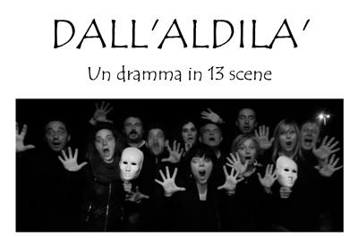 DALL'ALDILA' locandina 2